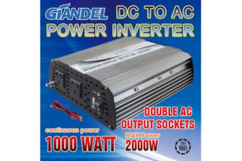 Modified Inverter Overload Protection 1000W