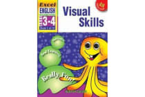 Visual Skills - Excel English Early Skills Ages 3-4: Book 1 of 10