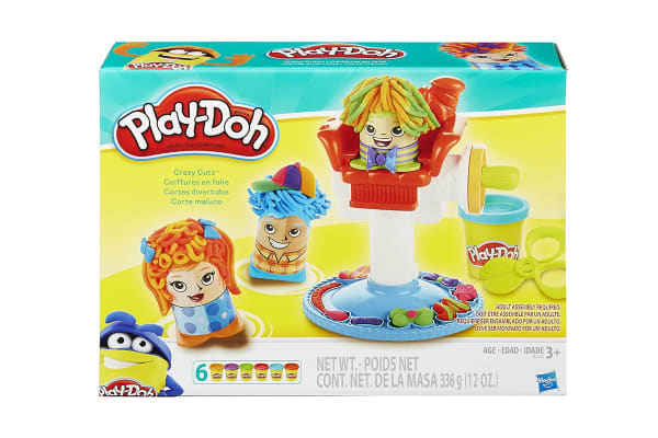 Play-Doh Crazy Cuts Playset