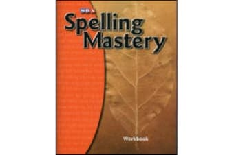 Spelling Mastery Level A, Student Workbook