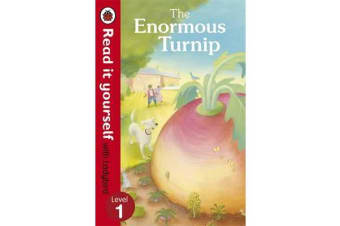 The Enormous Turnip: Read it yourself with Ladybird - Level 1