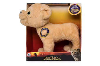 Nala Moving Talking Plush