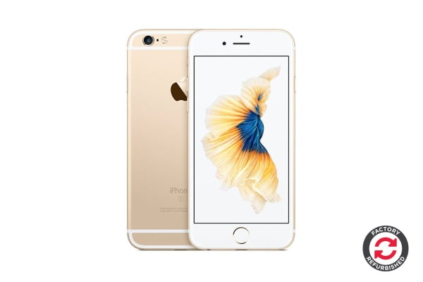 Apple iPhone 6s (64GB, Gold) - Apple Certified Refurbished