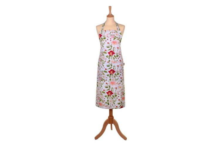 Ulster Weavers Royal Horticultural Society Rose Cotton Apron