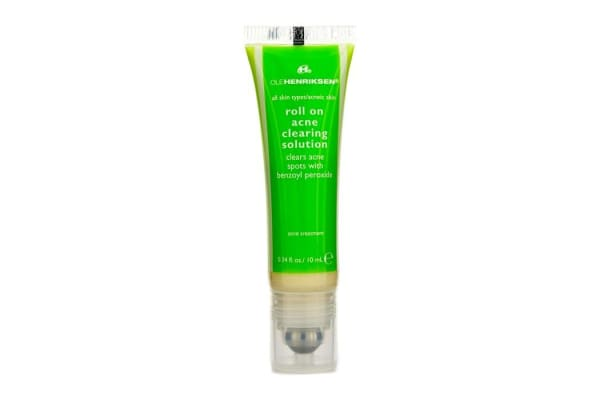 Ole Henriksen Roll On Acne Clearing Solution (For All Skin Types/Acneic Skin) (10ml/0.34oz)