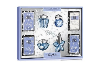 Thierry Mugler Miniatures Collection 3 for Women Mix 18ml