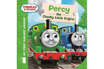 Thomas & Friends - My First Railway Library: Percy the Cheeky Little Engine