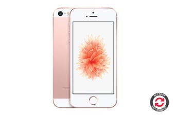 Apple iPhone SE Refurbished (16GB, Rose Gold) - AB Grade