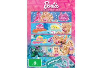 Barbie Mermaid Collection