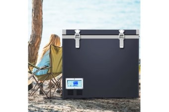 125L Anti-shock Dual Climate Portable Fridge Freezer
