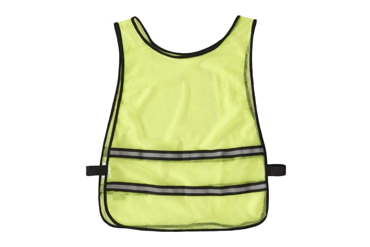 Trespass Visible Hi-Visibility Bib (Hi Vis Yellow) (One Size)