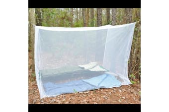 UST Camp Mosquito Net Double Rectangular Mesh Net