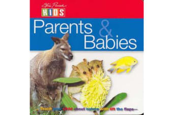Australian Animals - Mothers and Babies