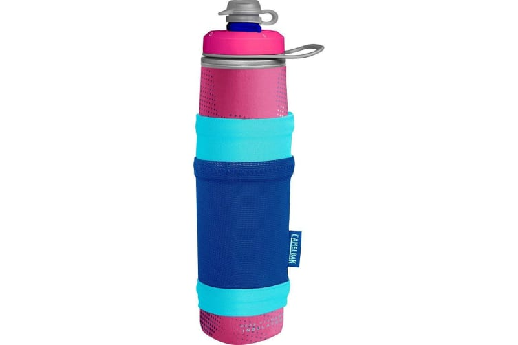 Camelbak Peak Fitness Chill 750ml Essentials Pocket Pink and Blue