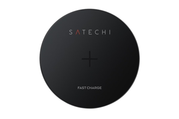 Satechi Fast Wireless Charger (Space Grey)