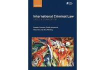 International Criminal Law - Cases and Commentary