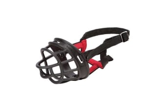 Petlife Baskerville Dog Muzzle - M