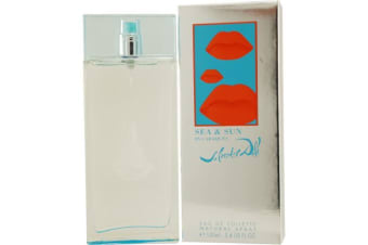 Salvador Dali Sea & Sun in Cadaques Eau De Toilette Spray 100ml/3.4oz