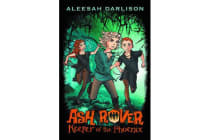 Ash Rover - Keeper of the Phoenix (Book 1)
