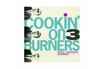 New Soul Messin' - Cookin' On 3 Burners - Cookin' On 3 Burners - Soul Music CD