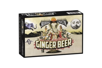Brookvale Union Ginger Beer 24 x 330mL