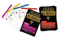 Gold Standard Science Review Flashcard - Science Review Prep Material