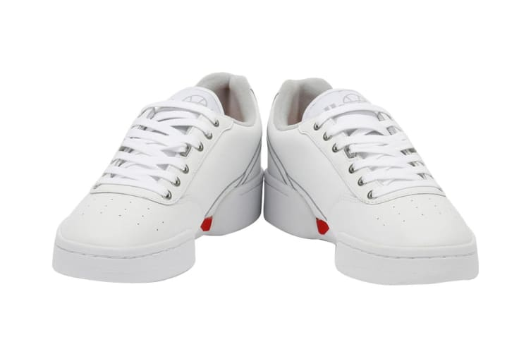 Ellesse Men's Piacentino Leather AM Shoe (White, Size 7 US)