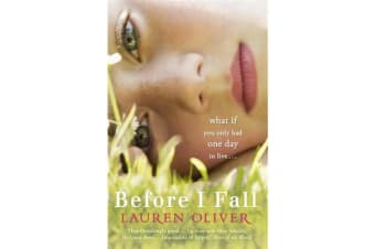 Before I Fall - The official film tie-in that will take your breath away