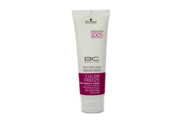 Schwarzkopf BC Color Freeze Thermo-Protect Cream (For Colour-Treated Hair) (125ml/4.2oz)