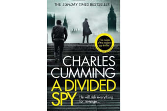 A Divided Spy - A Gripping Espionage Thriller from the Master of the Modern Spy Novel