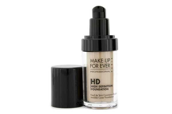 Make Up For Ever High Definition Foundation - #120 (Soft Sand) (30ml/1.01oz)