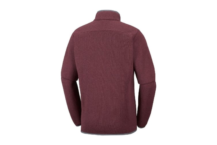 Columbia Terpin Point III Full Zip (Red Element, Size L)