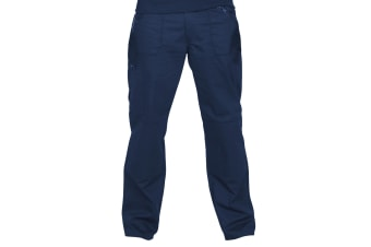 UCC Mens Workwear Action Trouser (Regular) / Pants (Navy Blue)