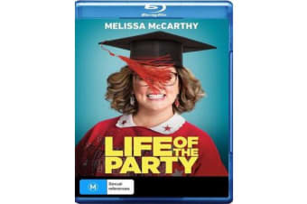 Life of the Party (Blu-ray)