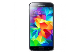 Used as demo Samsung Galaxy S5 SM-G900i Black 16GB (AU STOCK, AU MODEL, 100% Genuine)