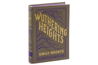 Wuthering Heights - (Barnes & Noble Collectible Classics: Flexi Edition)