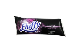 250ml Concentrated Fluffy Spice Allure Fabric Softener Pouch Laundry - Makes 2L
