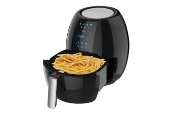 Healthy Choice Electric 1800W 5.5L Digital Air Fryer Less Oil Healthy Cooking