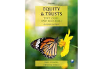 Equity & Trusts - Text, Cases, and Materials