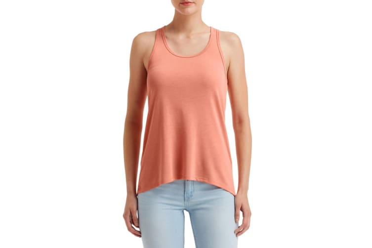 Anvil Womens/Ladies Freedom Tank (Terracotta) (XL)
