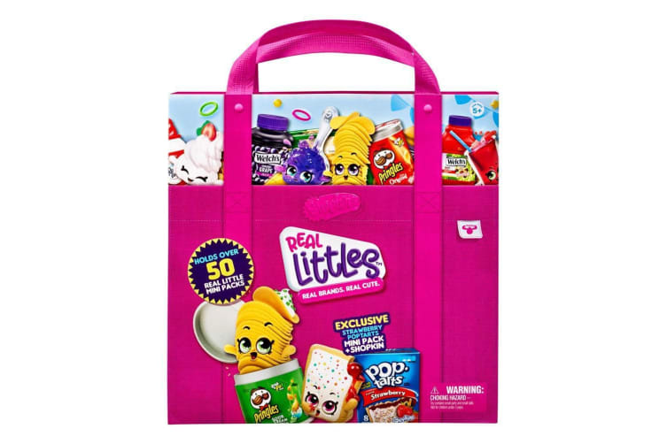 Shopkins Real Littles Collectors Case