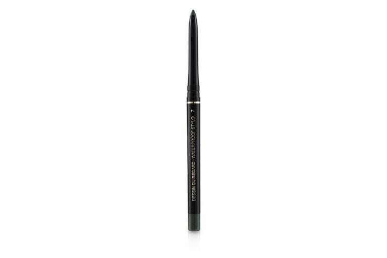 Yves Saint Laurent Dessin Du Regard Waterproof Stylo Long Wear Precise Eyeliner - # 7 Vert Luxuriant 0.35g