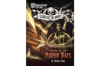 Attack of the Paper Bats - 10th Anniversary Edition