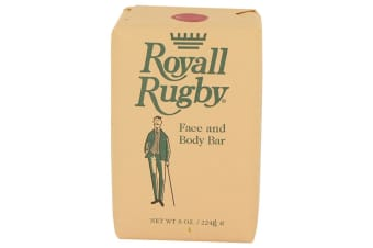 Royall Fragrances Royall Rugby Face and Body Bar Soap 240ml/8oz