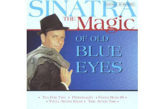 Frank Sinatra – The Magic Of Old Blue Eyes BRAND NEW SEALED MUSIC ALBUM CD