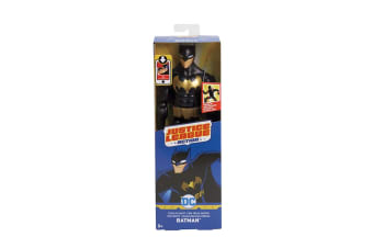 "Justice League Action 12"" Batman Figurine"