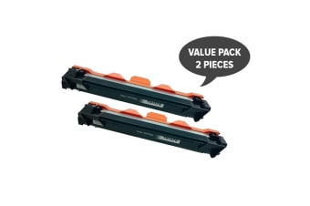 TN-1070 CT202137 Premium Generic Toner (Two Pack)