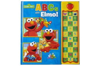 ABCs with Elmo - Apple Sound Book