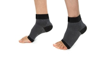 Plantar Fasciitis Compression Socks for Arch Support L