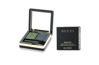 Gucci Magnetic Color Shadow Duo - #080 Malachite 2.6g